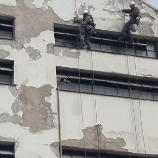 Reforma de fachada climbing service