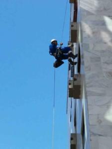 benefícios da empresa de alpinismo industrial