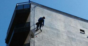 como restaurar a fachada